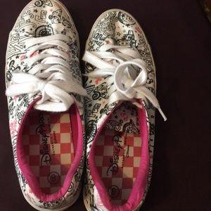 Disney Park Tennis Shoes
